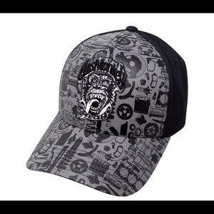 Hat. Gas Monkey Adjustable Snap Back Hat NEW wi…